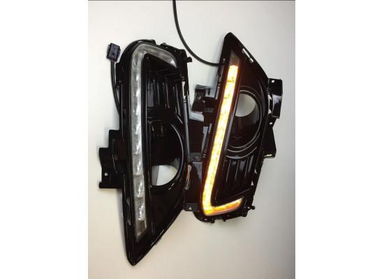 ДХО для Ford Mondeo 5 L 2014-19