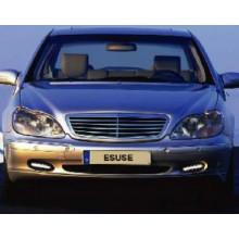 ДХО для Mercedes Benz S-Class W220 1998-2005. ESUSE Тайвань