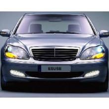 ДХО для Mercedes Benz S-Class W220 2002-2005. ESUSE Тайвань Мерседес