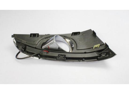 ДХО для Chevrolet Captiva 2011-2013 Вариант 2