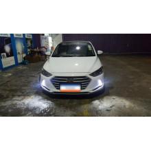ДХО для Hyundai Elantra 5 MD Рестаилинг 2014-2016 (фото)