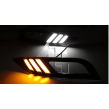 ДХО для Kia Cerato 3 2013-16 Вариант 2