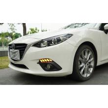 ДХО для Mazda 3 2013-16 (фото)