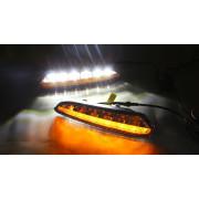 ДХО для Opel Mokka 2012-16
