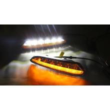 ДХО для Opel Mokka 2012-16 (фото)