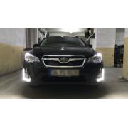 ДХО для Subaru XV 1 Рестайлинг 2016-17