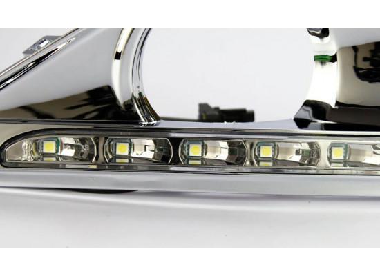 ДХО для Toyota Camry7 2011-14 (фото)