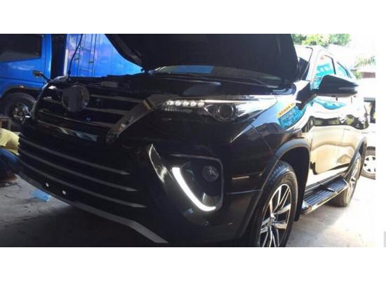 ДХО для Toyota Fortuner 2015-н.в.
