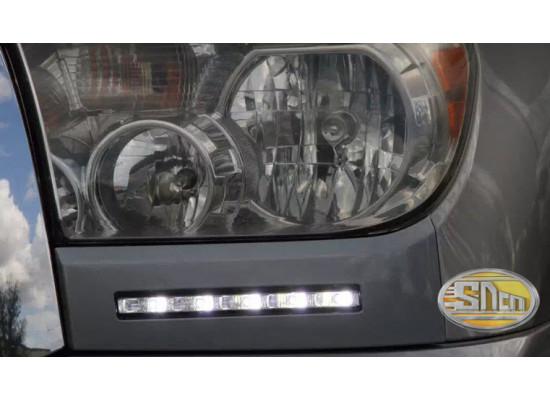 ДХО для Toyota Tundra 2 2007-2013 (фото)