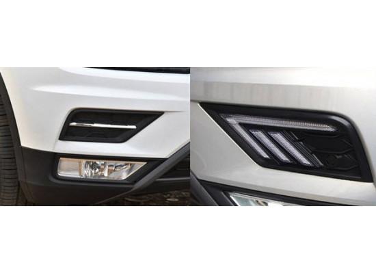 ДХО для Volkswagen Tiguan 2 2016-н.в.