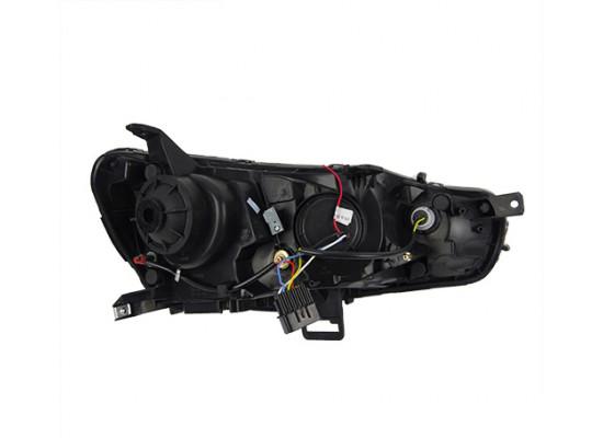 Фары для Mitsubishi Lancer 2008-17