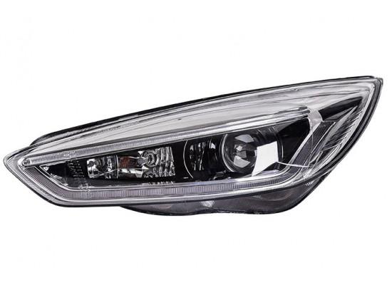 Фары для Ford Focus 3 2014-19 рестайлинг Вариант 2