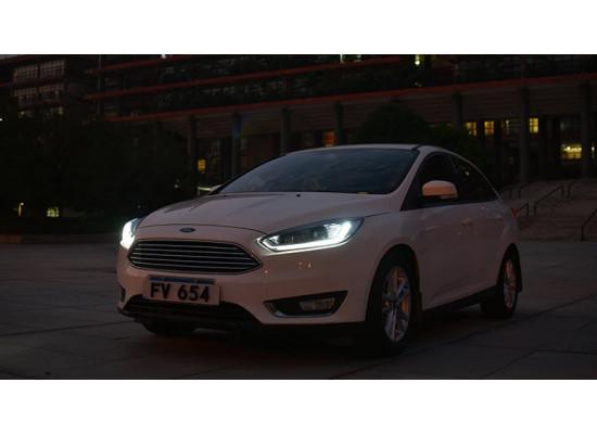 Фары для Ford Focus 3 2014-19 рестайлинг Вариант 3