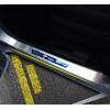 Накладки на пороги для Ford Kuga 2 2012-по н.в. Вариант 2
