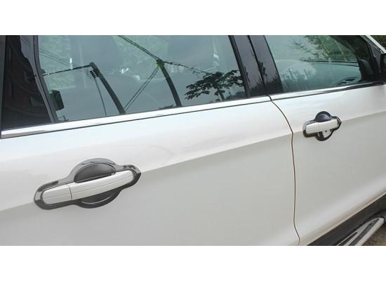 Накладки на ручки дверей для Ford Kuga 2 2012-16