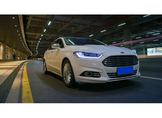 Фары для Ford Mondeo 5 2014-н.в (фото)