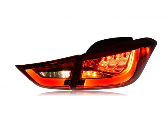 Задние фонари для Hyundai Elantra 5 и 5 Рестаилинг 2010-2016 (фото)