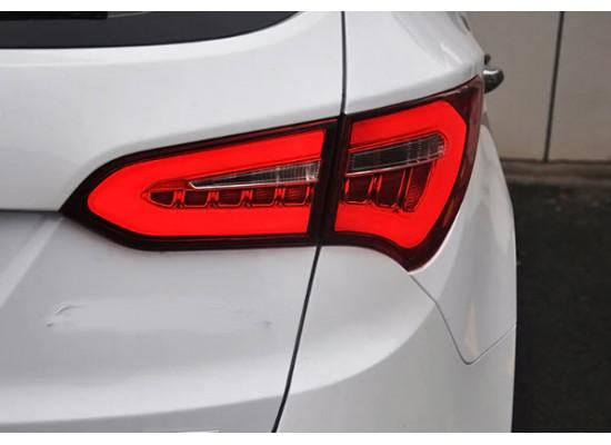 Задние фонари для Hyundai Santa Fe 3 2012-по н.в. Вариант 2 (фото)