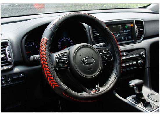 Чехол на руль для Kia Sportage 4 2016-н.в.