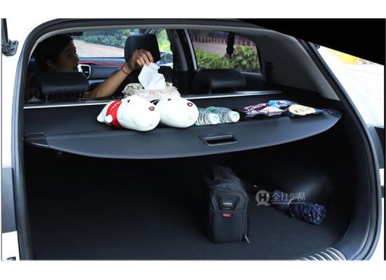 Шторка для багажника для Kia Sportage 4 2016-н.в. (фото)