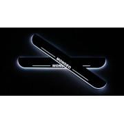 Накладки на пороги LED для Ford Mondeo