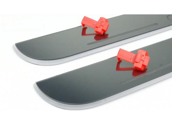 Накладки на пороги LED для Infiniti QX70 и FX35/50