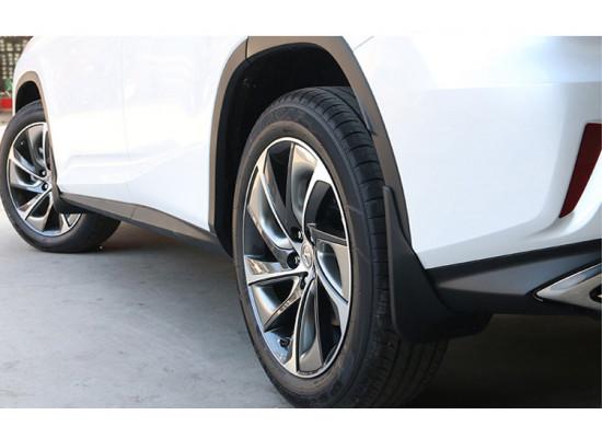 Брызговики для Lexus RX 4 2015-н.в. (фото)