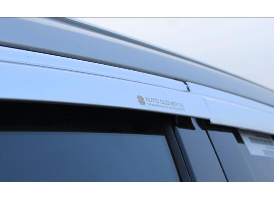 Хромированные дефлекторы окон для Lexus RX 2012-н.в.