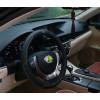 Кожаная оплетка руля для Lexus RX 4 2015-н.в. (фото)