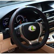 Кожаная оплетка руля для Lexus RX 4 2015-н.в.