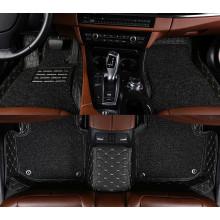 Набор кожаных ковриков для Lexus RX 4 2012-н.в. (фото)