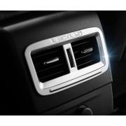 Накладка на задний воздуходув для Lexus RX 4 2015-н.в.