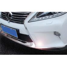 Накладки на передний бампер для Lexus RX 3 2012-2015 (фото)