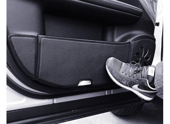 Защитные накладки на двери для Lexus RX 4 2015-н.в. (фото)