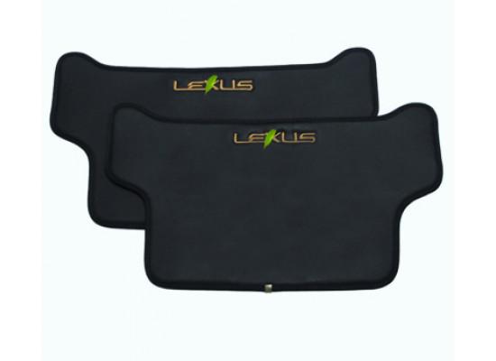 Защитные накладки на спинки задних сидений для Lexus RX 4 2015-н.в. (фото)