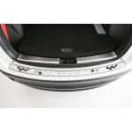 Накладки на задний бампер и в проем багажника для Mazda CX 5 2011-17