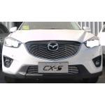 Решетки радиатора для Mazda CX-5 2015-17