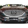 Решетки радиатора для Mazda CX-5 2017-н.в. (фото)