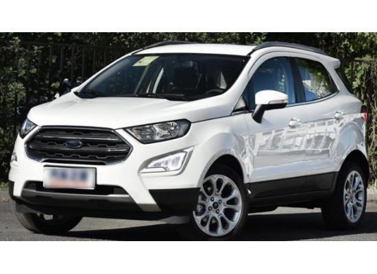 ДХО и ПТФ для Ford EcoSport 2017-н.в.