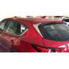 Хромированные накладки на заднее стекло для Mazda CX-5 2017-н.в. (фото)