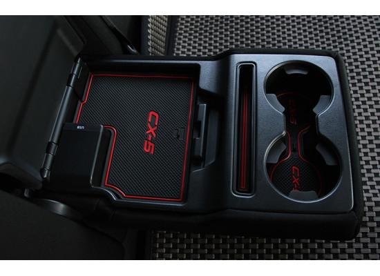Коврики для салона для Mazda CX-5 2017-н.в.