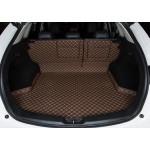 Кожаная обивка багажника для Mazda CX-5 2017-н.в.