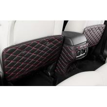 Кожаные защитные накладки на спинки передних сидений для Mazda CX-5 2017-н.в. (фото)