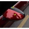 Козырьки на зеркала для Mazda CX-5 2017-н.в. (фото)