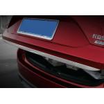 Хромированная накладка на кромку двери багажника для Mazda CX-5 2017-н.в.