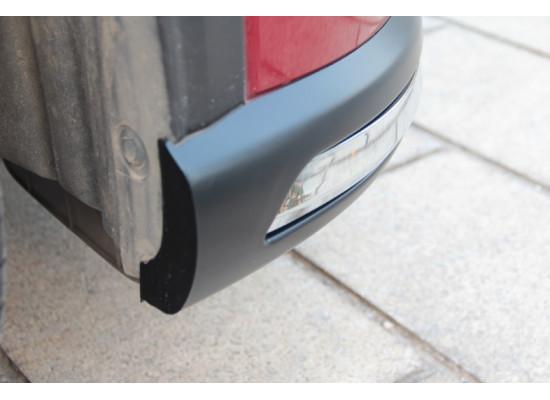 Накладки на передний и задний бамперы для Mazda CX-5 2017-н.в. (фото)