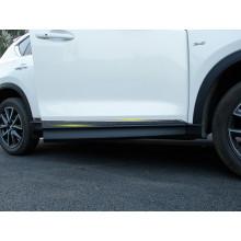 Накладки на двери для Mazda CX-5 2017-н.в. (фото)
