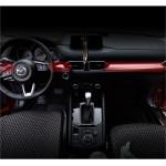Накладки на панель для Mazda CX-5 2017-н.в.