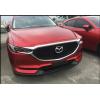 Накладки на передний бампер для Mazda CX-5 2017-н.в.
