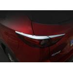 Накладки на задние фонари для Mazda CX-5 2017-н.в.